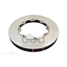 5000 Rotor Standard KP [ MITSUBISHI EVO 10MR BREMBO OE - F ] No Nuts Supplied