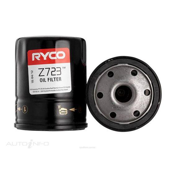 RYCO OIL FILTER - Z723, , scaau_hi-res
