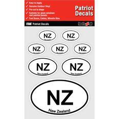ITAG PATRIOT DECALS SHEET - NEW ZEALAND