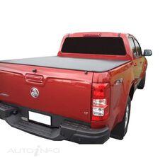 COLORADO DUAL CAB WITHOUT SPORTS BARS & HEADBOARD, CLIP ON UTE TONNEAU COVER, , scaau_hi-res