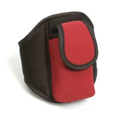 ARMBAND CARRY CASE RED, , scaau_hi-res