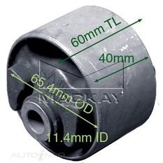Engine Mount- Universal Bush Volkswagon, , scaau_hi-res