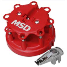 MSD FORD V8 CAP & ROTOR KIT