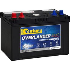 N70ZZHD MF CENTURY 4WD OVERLANDER BATTERY, , scaau_hi-res