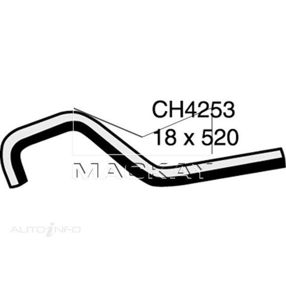 Heater Hose  - NISSAN MICRA K12 - 1.4L I4  PETROL - Manual & Auto, , scaau_hi-res