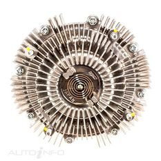 FAN CLUTCH TOYOTA LANDCRUISER - 1HZ 1HD-FTE 4.2L 1PZ 3.5L, , scaau_hi-res