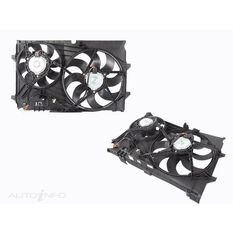 HOLDEN COMMODORE  VY  10/2002 ~ 07/2004  DUAL RADIATOR FAN, , scaau_hi-res