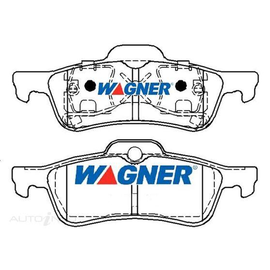 Wagner Brake pad [ Mini Cooper 1.6L 2002-2014 R ], , scaau_hi-res