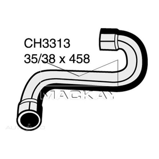 Radiator Upper Hose  - BMW 318i E30 - 1.8L I4  PETROL - Manual & Auto, , scaau_hi-res