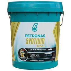 SYNTIUM 3000 E 5W30 18 LITRE ENGINE OIL PLASTIC  DRUM, , scaau_hi-res