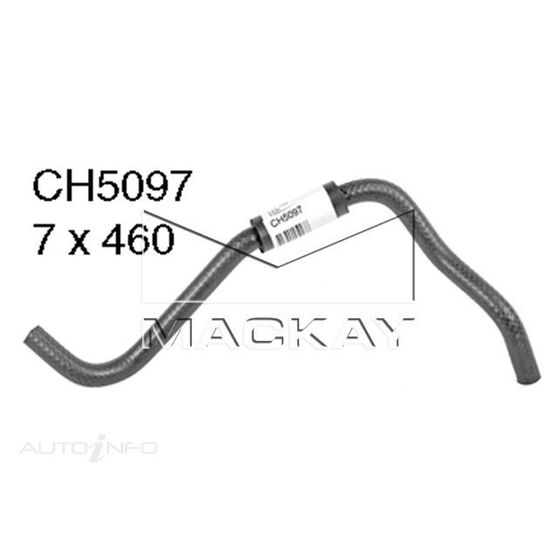 Engine By Pass Hose  - VOLKSWAGEN GOLF TYPE 5 - 1.9L I4 Turbo DIESEL - Manual & Auto, , scaau_hi-res