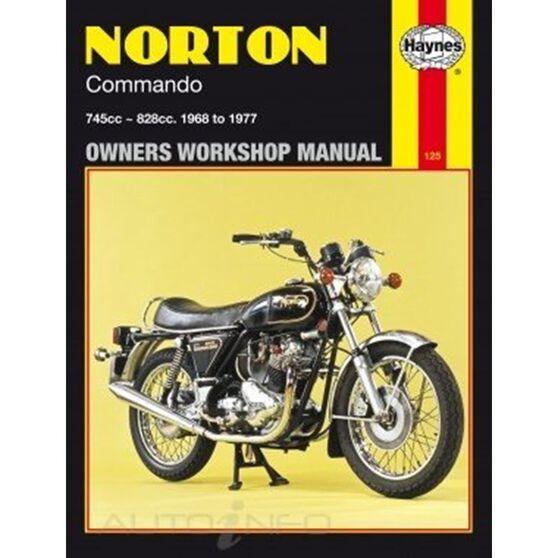NORTON COMMANDO 1968 - 1977, , scaau_hi-res