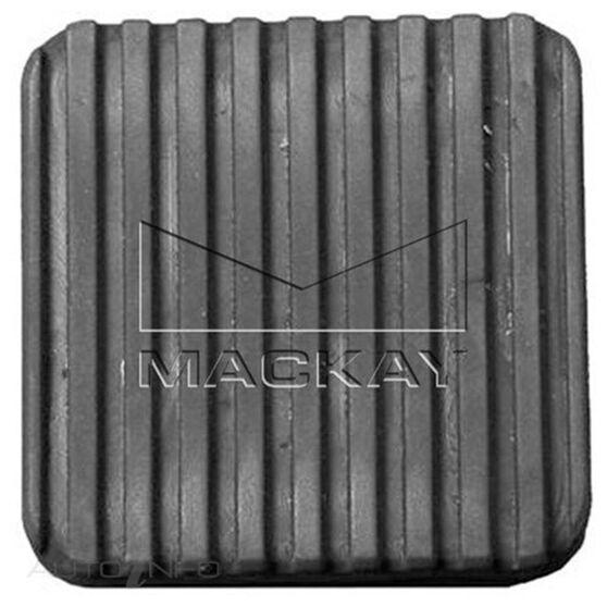 Clutch Pedal Pad  - TOYOTA LANDCRUISER HJ60R - 4.0L I6  DIESEL - Manual & Auto, , scaau_hi-res