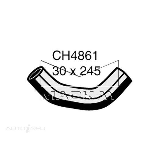 Radiator Lower Hose  - FORD FESTIVA WD, WF - 1.3L I4  PETROL - Manual & Auto, , scaau_hi-res