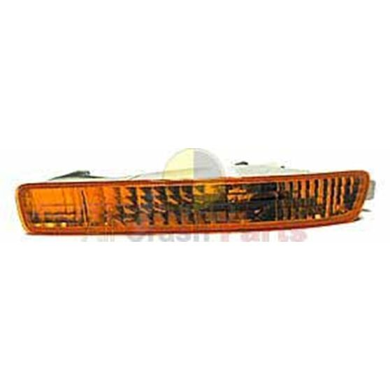 LH B/LAMP CD ACCORD 12/95-12/97 AMBER, , scaau_hi-res