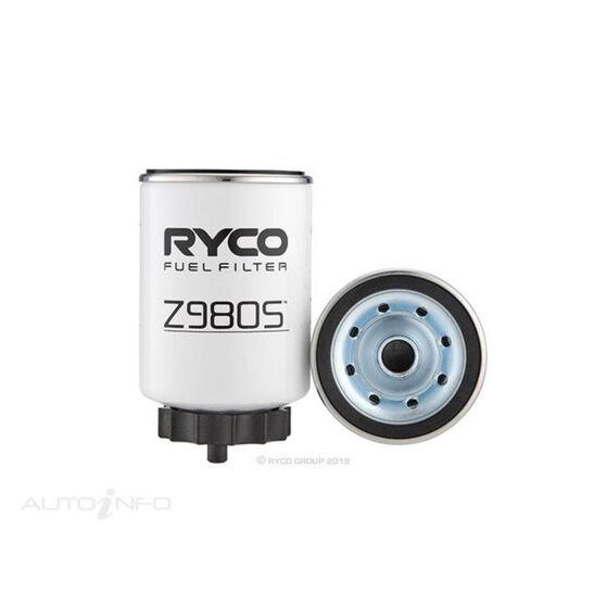 RYCO FUEL FILTER - Z980S, , scaau_hi-res