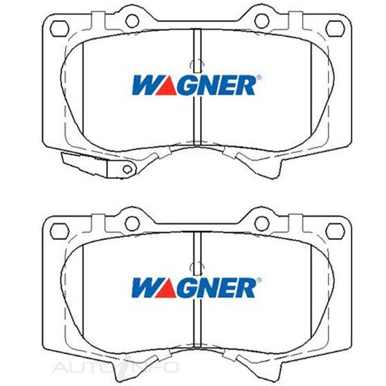 Wagner Brake pad [ Lexus/Mitsubishi & Toyota 2003-2014 F ], , scaau_hi-res
