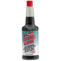 REDLINE 2 STROKE ALL SPORT OIL RACING  16 OZ