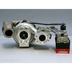 Turbo Charger GT1852VK VW Touareg V10 BLE R50 2009> 07Z145873J, , scaau_hi-res