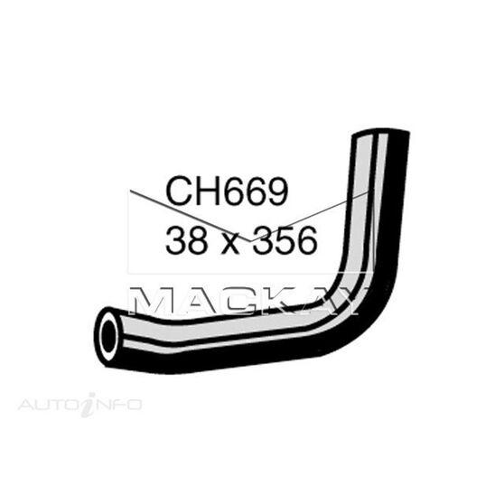Radiator Lower Hose  - CHRYSLER VALIANT AP6 - 4.5L V8  PETROL - Manual & Auto, , scaau_hi-res