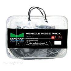 Radiator Hose Kit  - TOYOTA HILUX LN167R - 3.0L I4  DIESEL - Manual & Auto