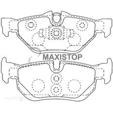 MAXISTOP DBP (R) BMW 1 SERIES VARIOUS 2004 ON