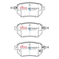 DBA SS STREET SERIES BRAKE PADS [ Nissan Murano 2005-2011 F ], , scaau_hi-res