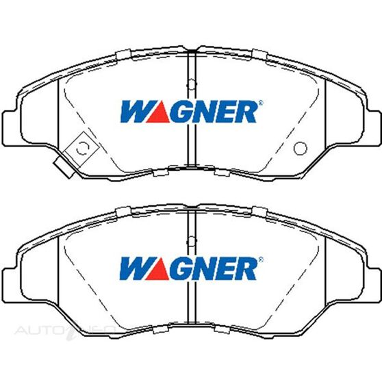 Wagner Brake pad [ Kia Sportage Wagon 1999-2004 F ], , scaau_hi-res