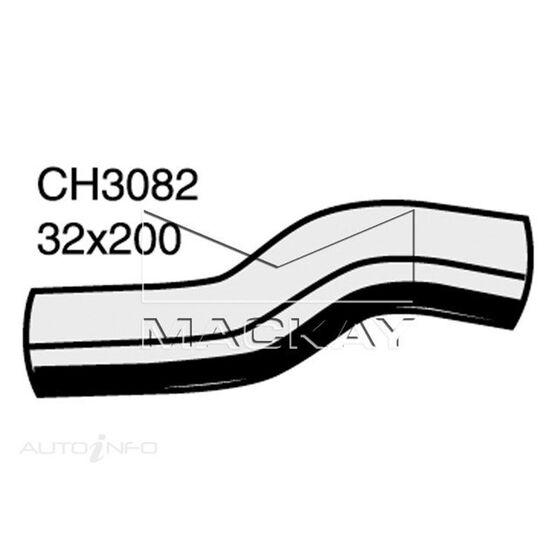 Radiator Upper Hose  - LEXUS IS200 GXE10R - 2.0L I6  PETROL - Manual & Auto, , scaau_hi-res