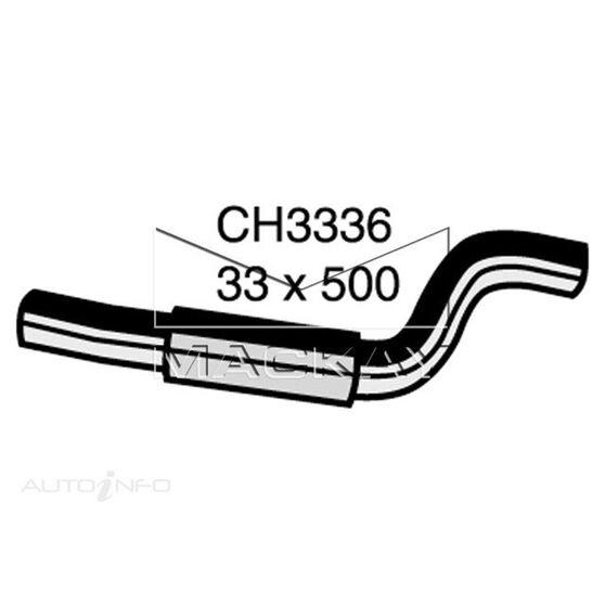 Radiator Upper Hose  - LEXUS ES300 MCV30R - 3.0L V6  PETROL - Manual & Auto, , scaau_hi-res