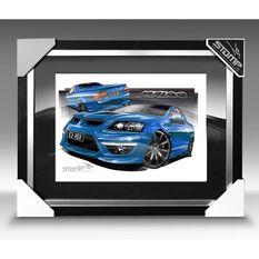 A3 SIZE - E3 MALOO UTE PERFECT BLUE (V284)