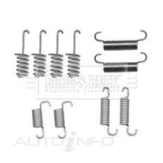 MERCEDES SPRINTER 5T 06/06- FITTING KIT - SHOES, , scaau_hi-res