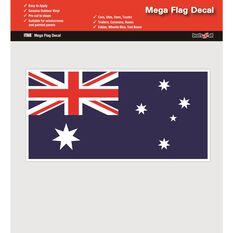 AUSTRALIA MEGA FLAG DECAL