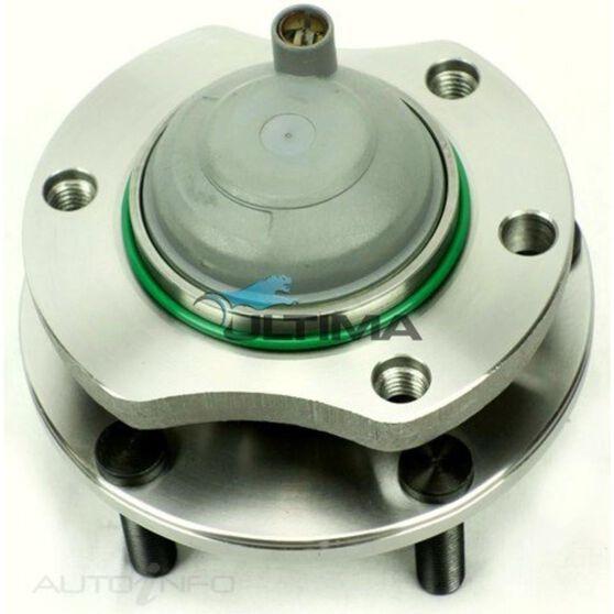 HUB ASSY (F) VT 3.8, 5.0, 5.7L W/ABS RHS (HA3002K), , scaau_hi-res