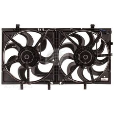 FAN ASSY DUAL HOLDEN COMMODORE, , scaau_hi-res