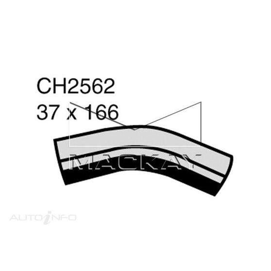 Radiator Lower Hose  - TOYOTA LANDCRUISER FJ80R - 4.0L I6  PETROL - Manual & Auto, , scaau_hi-res