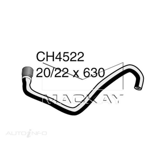 ByPass Hose BMW 316i  E46  M43B16, M47 engine inlet to additional water pump*, , scaau_hi-res