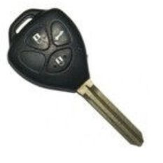 REMOTE SHELL & BUTTONS - TOYOTA 3 BUTTON, , scaau_hi-res