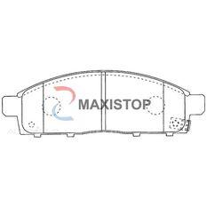 MAXISTOP DBP (F) TRITON MK ML 2.5, 3.2L, 4X4, 4X2 2004 ON, , scaau_hi-res