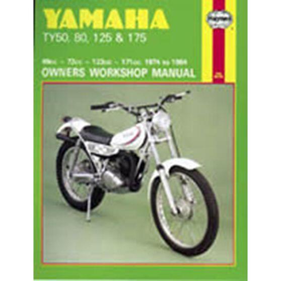 YAMAHA TY50, 80, 125 & 175 1974 - 1984, , scaau_hi-res