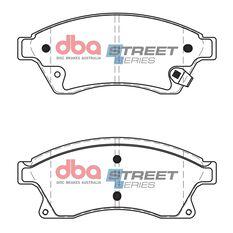DBA SS STREET SERIES BRAKE PADS [ Daewoo & Holden Cruze 2009-2014 F ], , scaau_hi-res