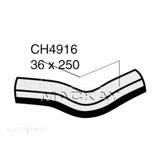 Radiator Upper Hose  - LEXUS LS460 USF40R - 4.6L V8  PETROL - Manual & Auto, , scaau_hi-res