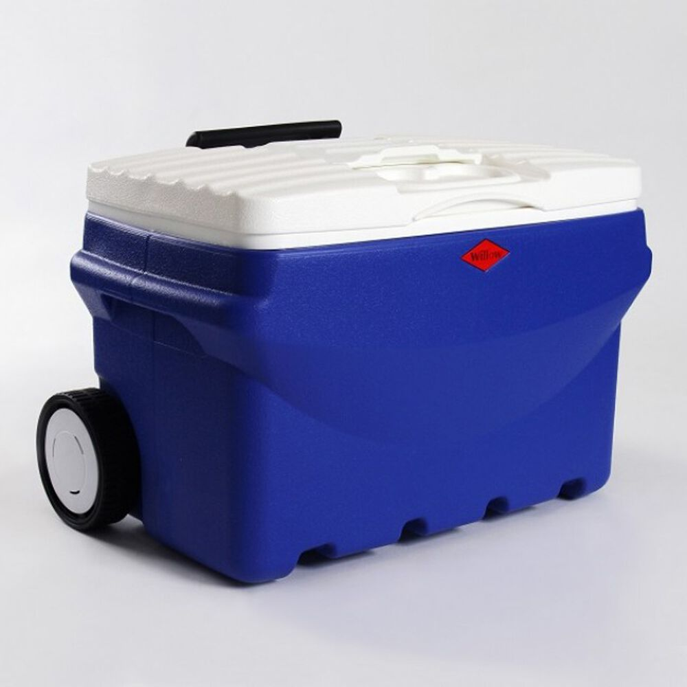 Quickserve Wheelie Cooler 50 Litre Supercheap Auto Scosche Frosted Flux Power Wire 4 Gauge Blue By Images