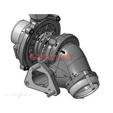 TURBOCHARGER GT2056S SSANGYO A6650901780, , scaau_hi-res