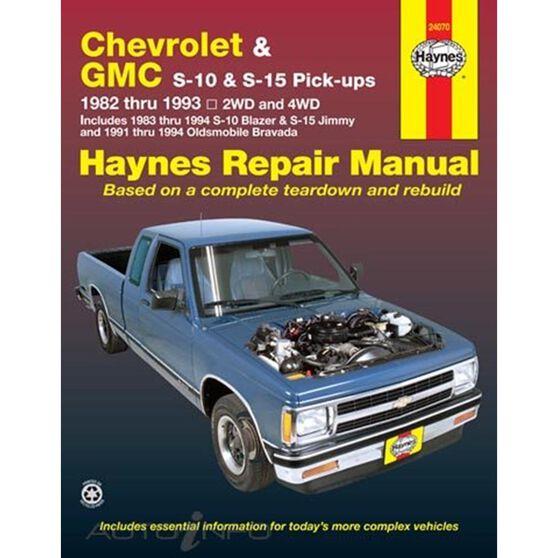 CHEVROLET S10 & GMC S15, '82-'93, , scaau_hi-res