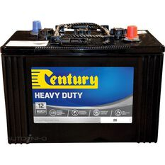26 Century Battery