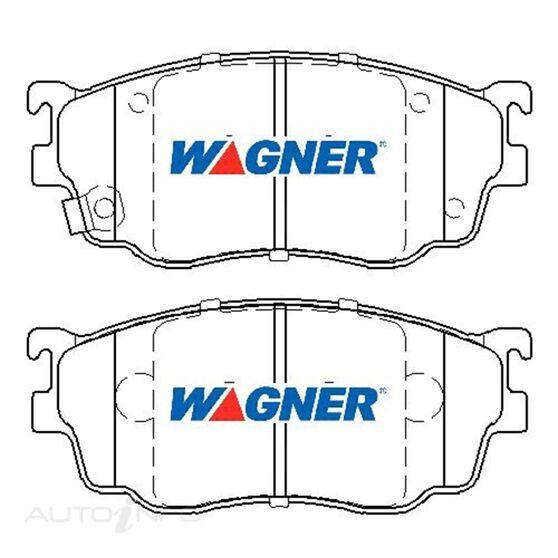Wagner Brake pad [ Ford & Mazda 1997-2003 F ], , scaau_hi-res