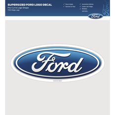 FORD ITAG MEGA DECAL - GRADIENT LOGO