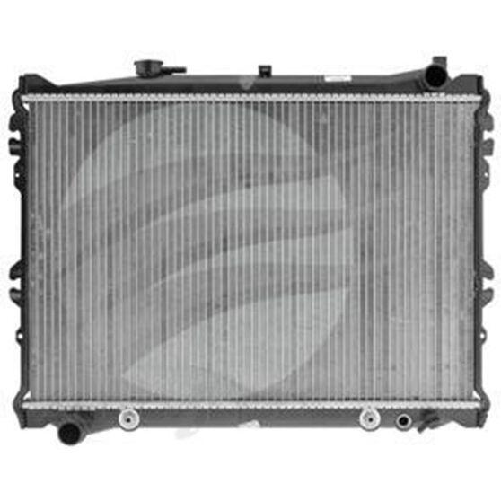 RAD MAZDA 929 & MPV 3.0LT - V6 A/T A/P UNIV OUTLET 35 & 42, , scaau_hi-res