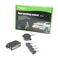 REAR PARKING SENSOR WITH SMART RECOGNITION FUCTION FOR TOW-BAR/SPARE TYRE-PROMATA